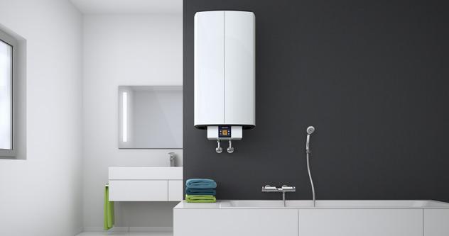 Kleine boilers, wandboilers en staande boilers
