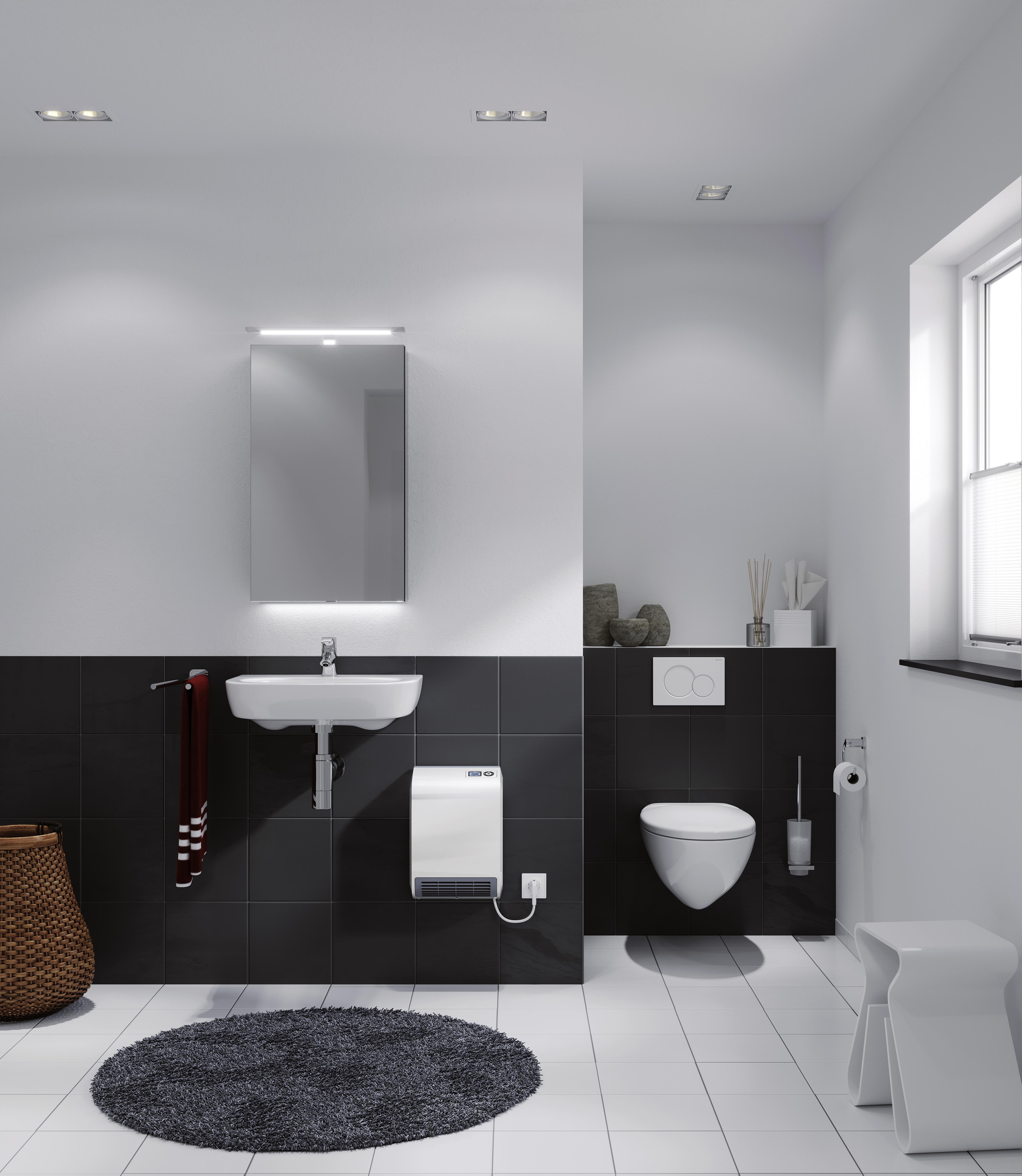 Best Badkamer Verwarming Elektrisch Gamma Images - Interior Design ...